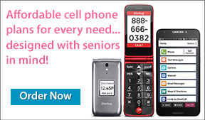 Cell Phone Plans for Seniors